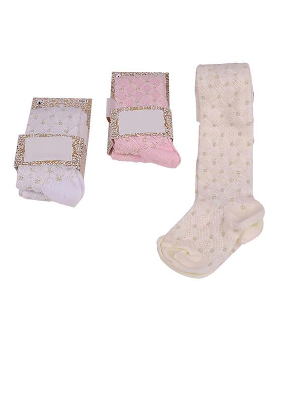 CALZE VİTA - Calze Vita Külotlu Çorap 3111 | Beyaz