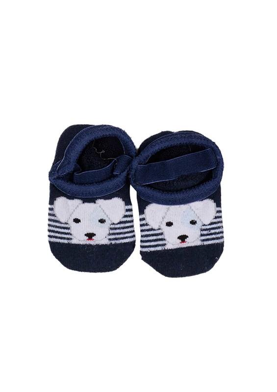 KATAMİNO - Katamino Havlu Patik Çorap 83020 | Lacivert