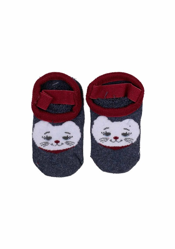 KATAMİNO - Katamino Havlu Patik Çorap 83023 | İndigo