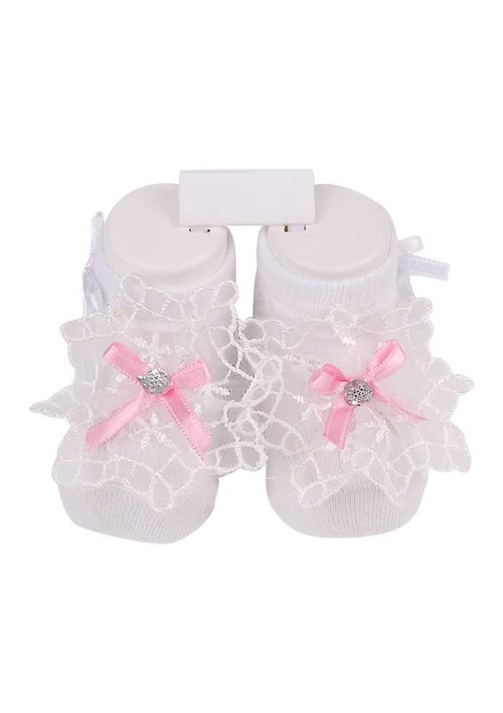 MİNİMİNNİX - Miniminnix Çorap 361 | Beyaz