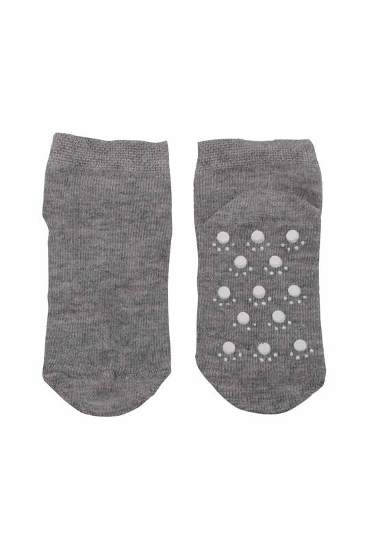 SİMİSSO - Çocuk Soket Çorap 137 | Gri