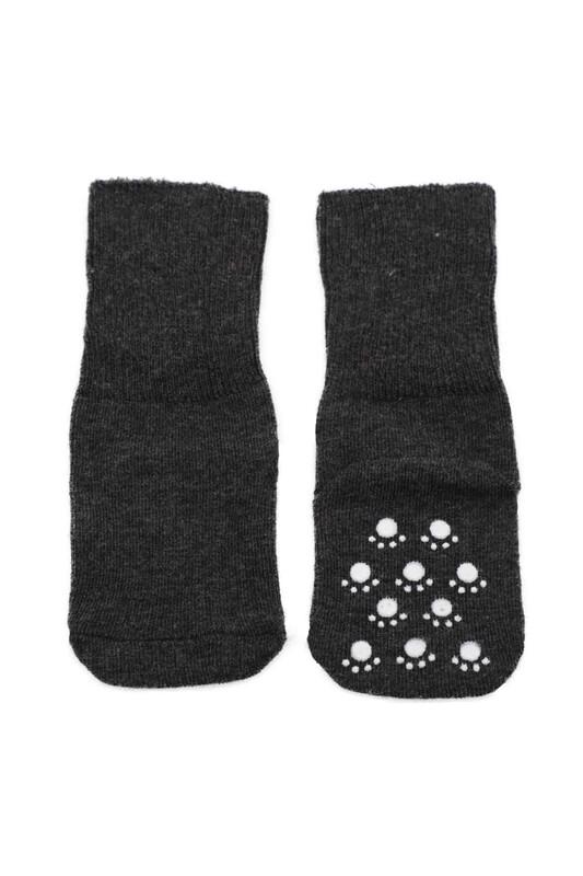 SİMİSSO - Çocuk Soket Çorap 318 | Antrasit