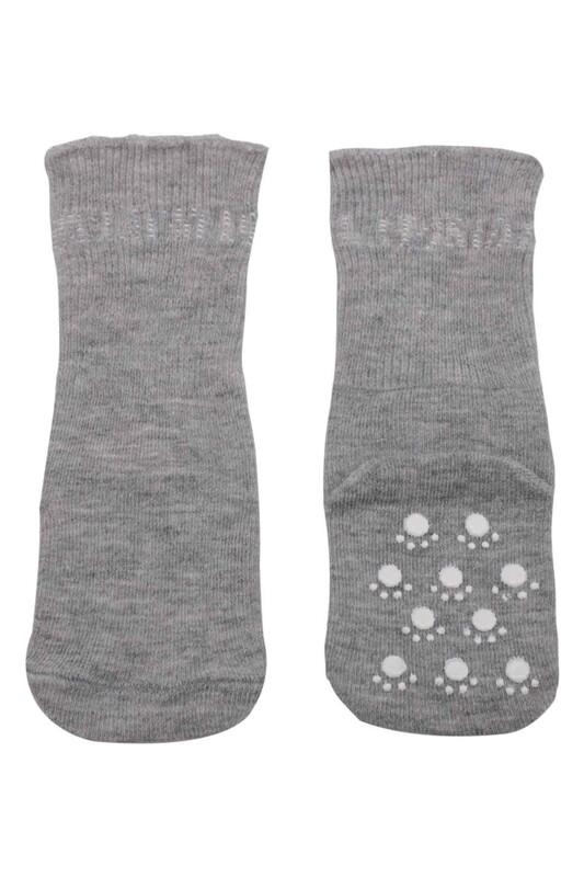 SİMİSSO - Çocuk Soket Çorap 318 | Gri