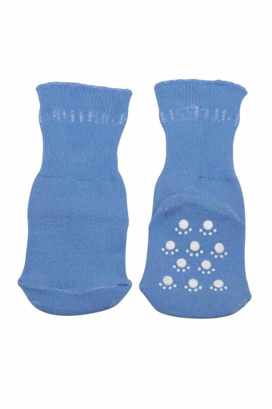 SİMİSSO - Çocuk Soket Çorap 318 | Mavi