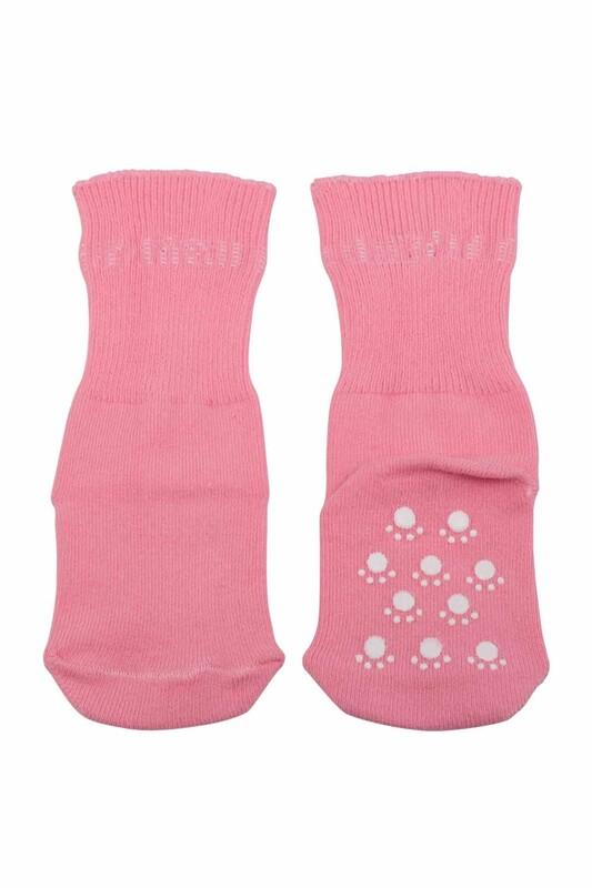 SİMİSSO - Çocuk Soket Çorap 318 | Pembe