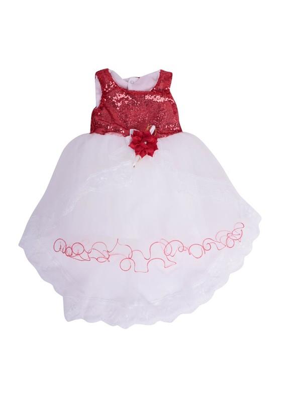 MİNİ LADY - Mini Lady Çocuk Abiye Elbise 319 | Kırmızı