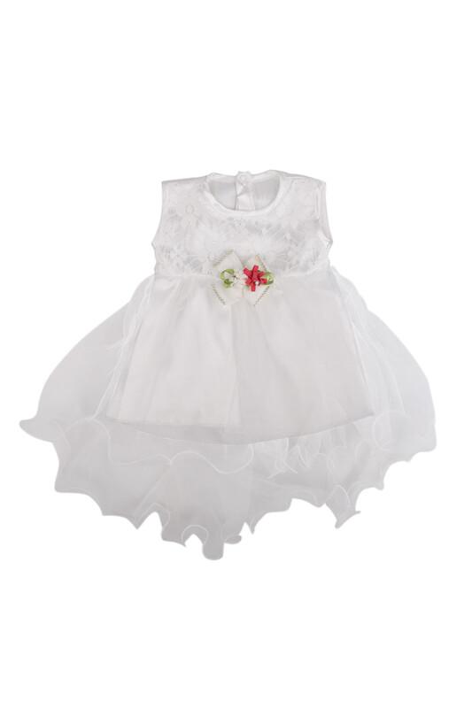 SİMİSSO - Mevlütlük Kız Bebek 4 lü Takım | Beyaz