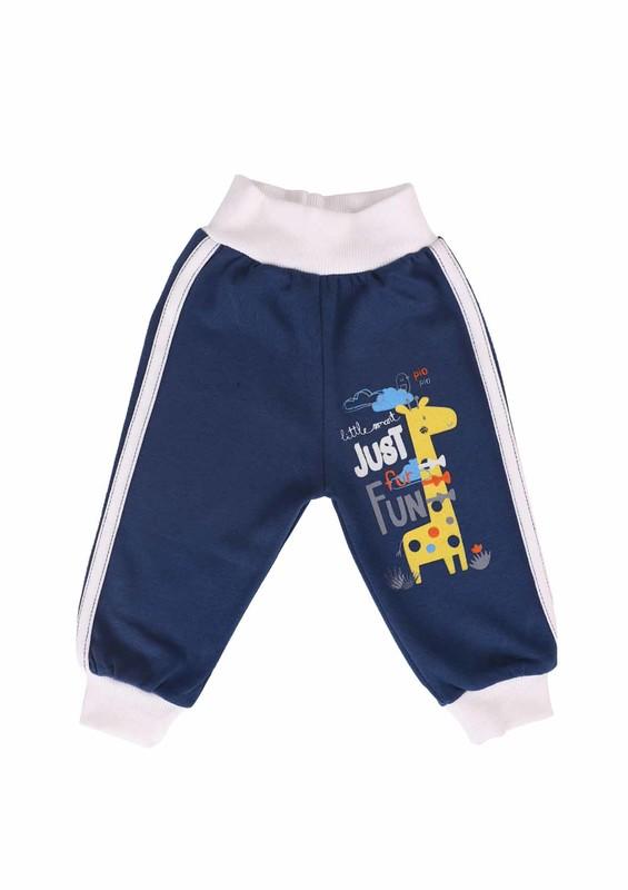 MANCAR - Mancar Bebek Pantolonu 1029   İndigo