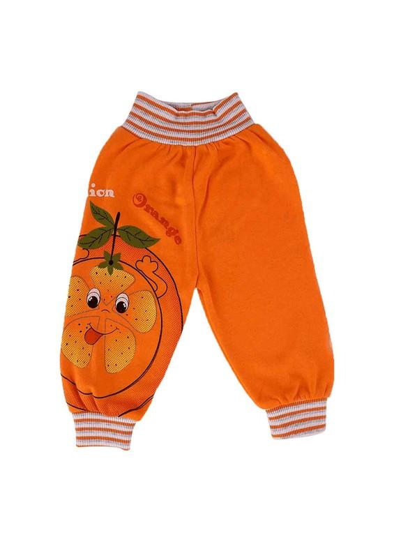 MİLLİON - Million Bebek Pantolonu 1832 | Turuncu