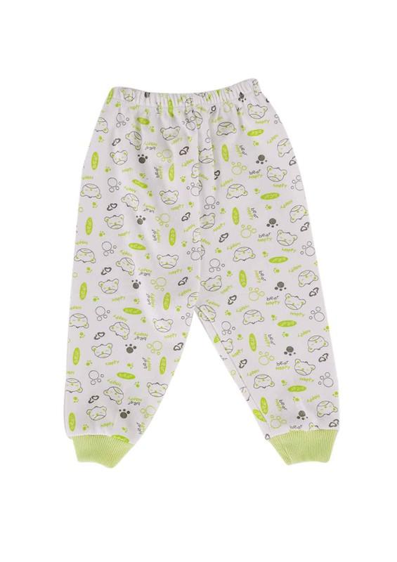 AYMİX BABY - Aymix Pijama Altı 281 | Yeşil