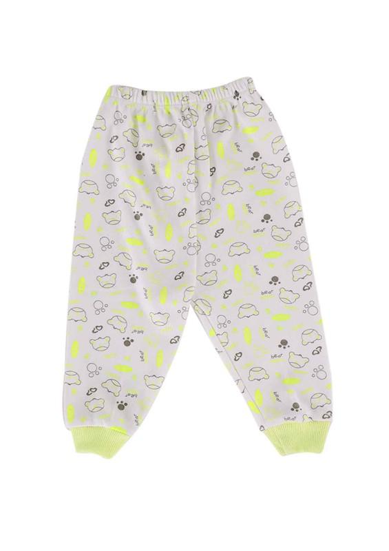 AYMİX BABY - Aymix Pijama Altı 281 | Sarı