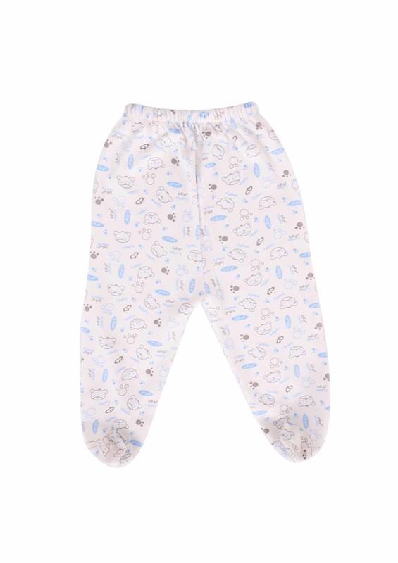 AYMİX BABY - Aymix Pijama Altı 282 | Mavi
