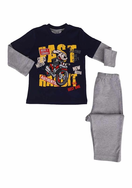 ROLYPOLY - Rolypoly Pijama Takımı 560 | Lacivert