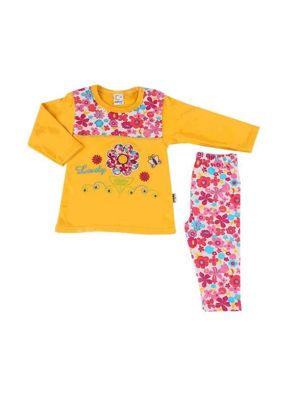 AYTİNİ BABY - Aytini Baby Bebek Takımı 1003 | Sarı