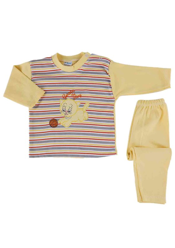 BEBEMM - Bebemm Bebek Takımı 1144   Sarı