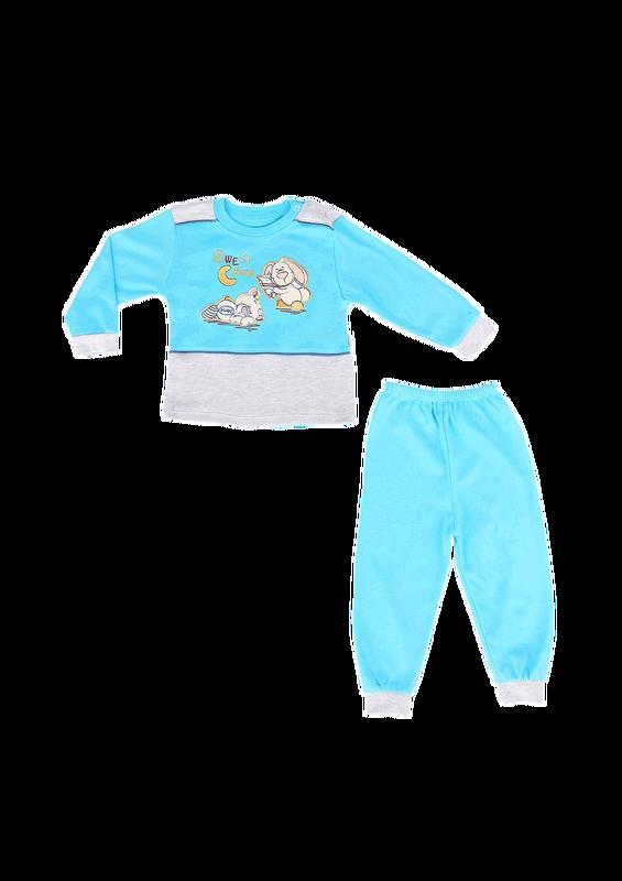 İYİMİŞ - İyimiş Bebek Takımı 15052 | Turkuaz