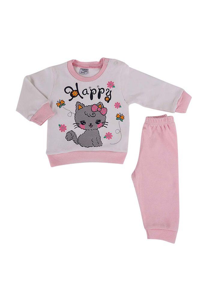 Simisso Bebek Takımı 628 | Bebe Pembe
