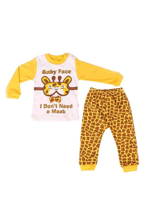 ŞİNİMİNİ - Şinimini Bebek Takımı 084 | Sarı