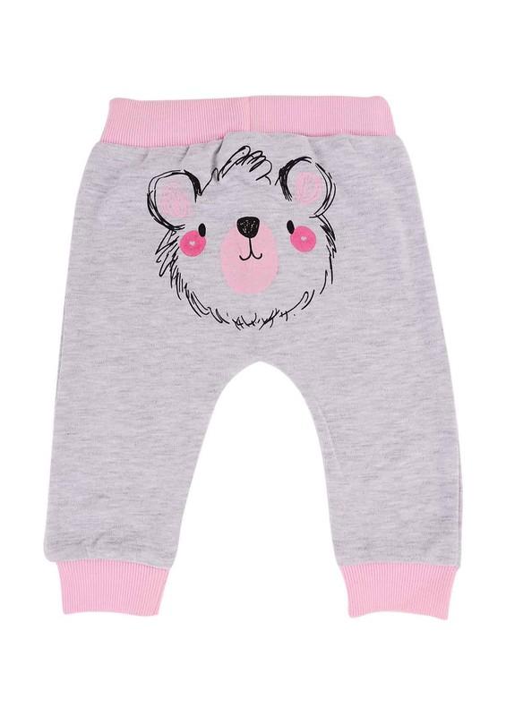MANCAR - Mancar Bebek Pantolonu 1032 | Bebe Pembe