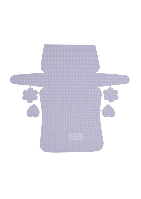 SİMİSSO - Simisso Plastik Çanta Kanvası 7899 | Beyaz