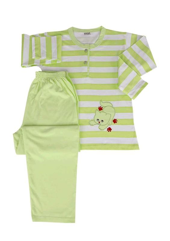 FAPİ - Fapi Pijama Takımı 1600 | Yeşil