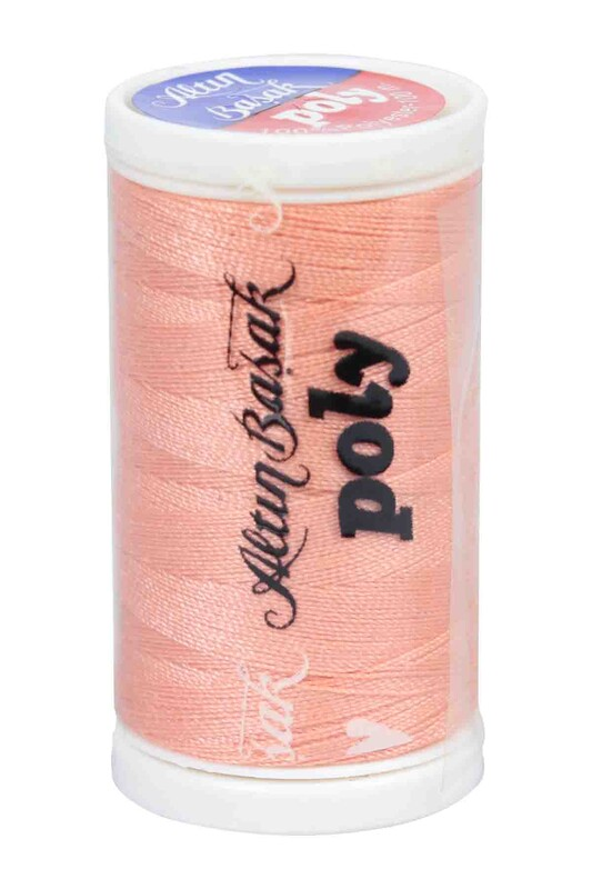 ALTINBAŞAK - Altınbaşak Poly Polyester Dikiş İpi 100 Metre 0109