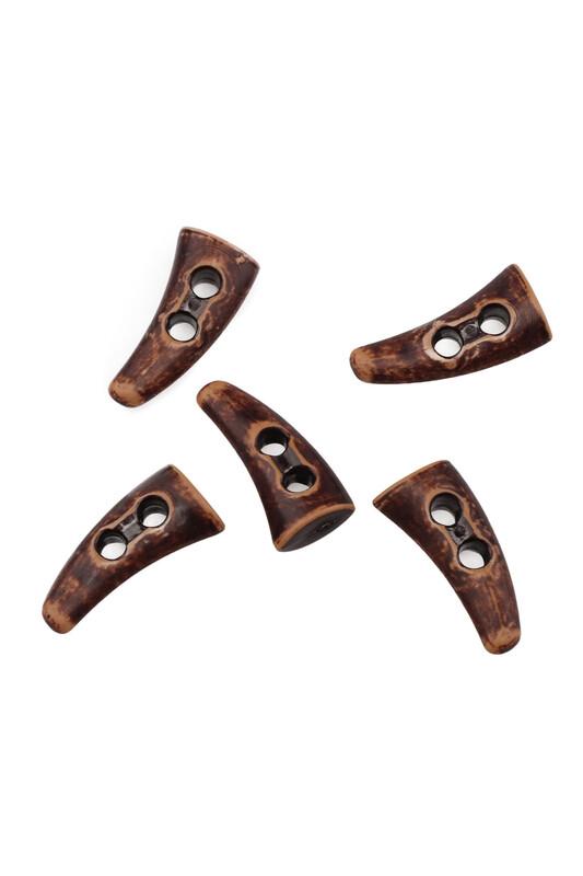 SİMİSSO - Eskitme Çoban Düğme Model 2