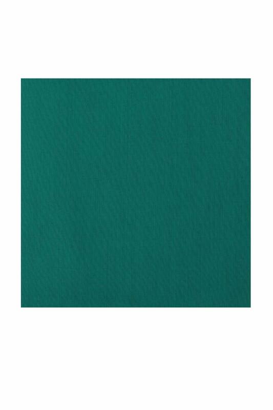BERİVAN - Berivan Dikişsiz Düz Yazma 100 cm Yeşil 1708
