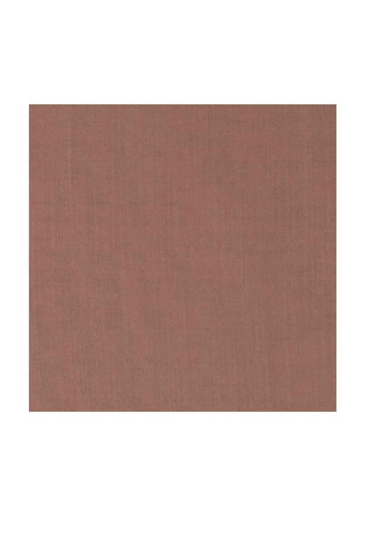 BERİVAN - Berivan Dikişsiz Düz Yazma 100 cm Vizon 548