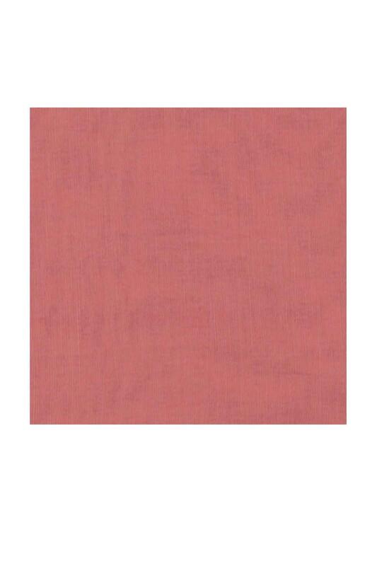 BERİVAN - Berivan Dikişsiz Düz Yazma 100 cm Gül Kurusu 3240