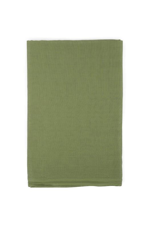 BERİVAN - Berivan Dikişsiz Düz Yazma 100 cm Yaprak Yeşili 002