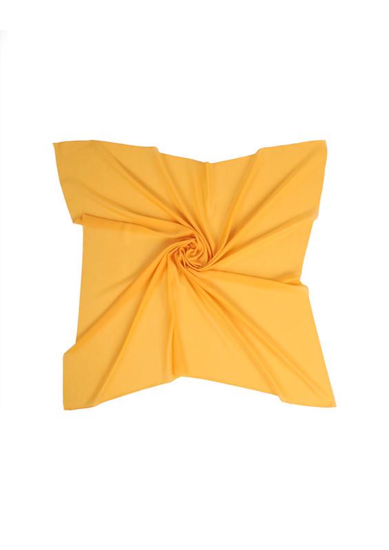 BERİVAN - Berivan Dikişsiz Düz Yazma 100 cm Bebe Sarı 450