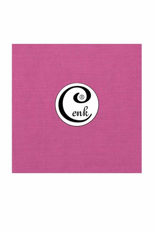 CENK - Cenk Dikişsiz Düz Yazma 90 cm | Gül Kurusu