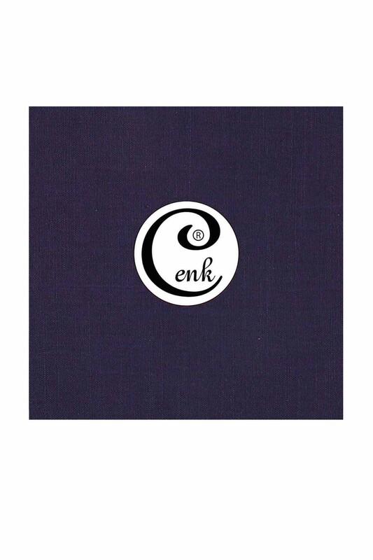 CENK - Cenk Dikişsiz Düz Yazma 90 cm | Mor