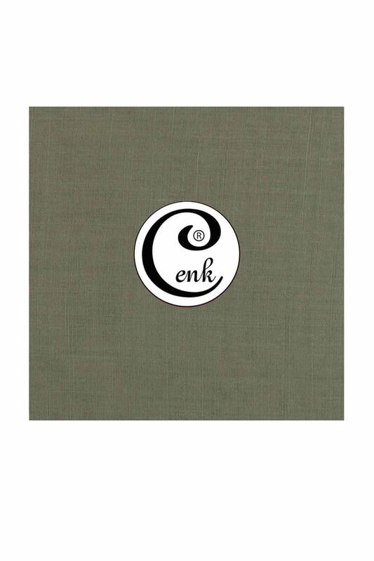 CENK - Cenk Dikişsiz Düz Yazma 90 cm | Çağla Yeşili