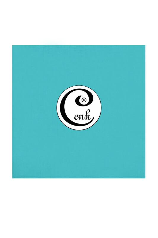 CENK - Cenk Dikişsiz Düz Yazma 90 cm | Cam Göbeği