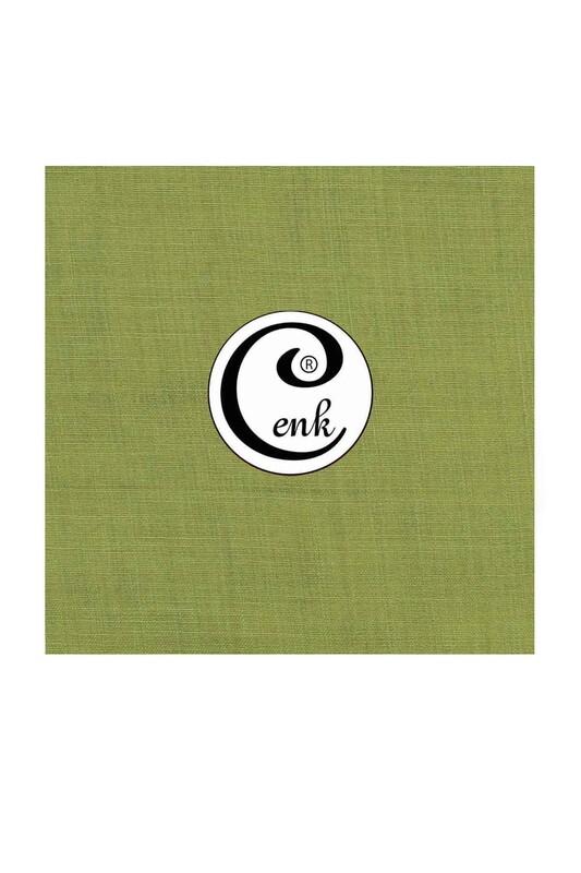 CENK - Cenk Dikişsiz Düz Yazma 90 cm | Kızıllı Çimen