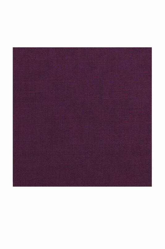 KAŞMİR - Kaşmir Dikişsiz Düz Yazma 100 cm 154
