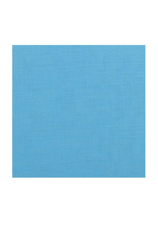 Payidar İpek - Payidar İpek Dikişsiz Düz Yazma 100 cm | Turkuaz 131