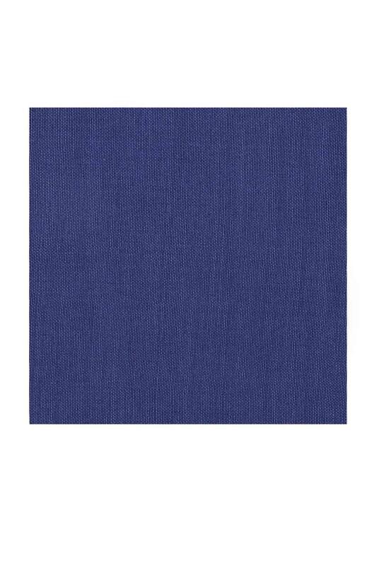 SEVİNÇ - Sevinç Dikişsiz Düz Yazma 100 cm Saks Mavi