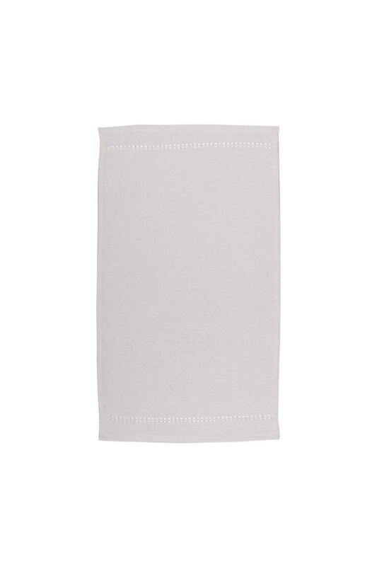 SİMİSSO - Mutfak Havlusu 30x50 | Kırık Beyaz
