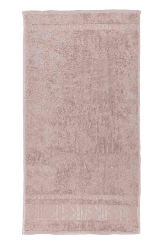 SİMİSSO - Bambu El Havlu 50x90 | Kahve