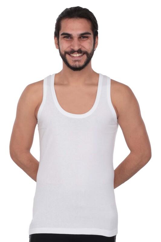 TUTKU - Tutku Ribana Erkek Atlet 102 | Beyaz