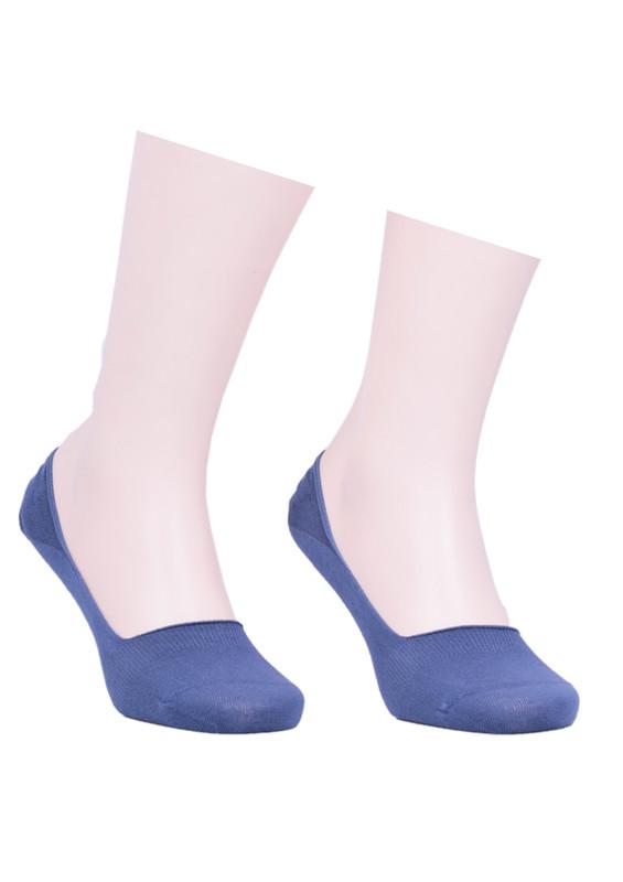 JİBER - Jiber Babet Çorap 7100 | İndigo
