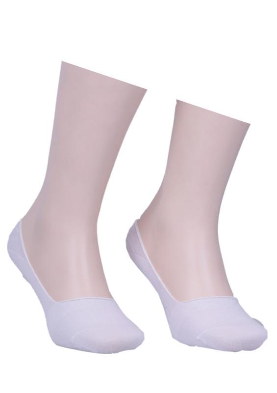JİBER - Jiber Babet Çorap 7100 | Beyaz