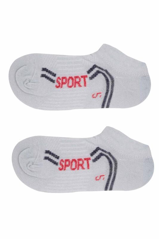 ARC - Erkek Çocuk Soket Çorap 310 | Gri