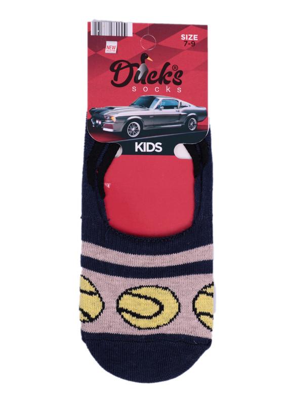 DUCKS - Ducks Çocuk Babet Çorap 9005 | Lacivert