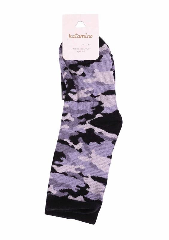 KATAMİNO - Katamino Çorap 872 | Siyah