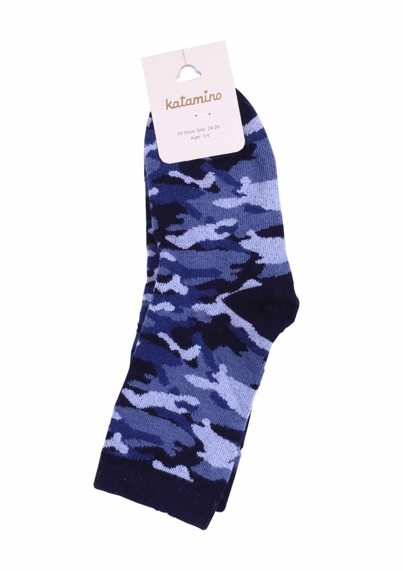 KATAMİNO - Katamino Çorap 872 | Lacivert