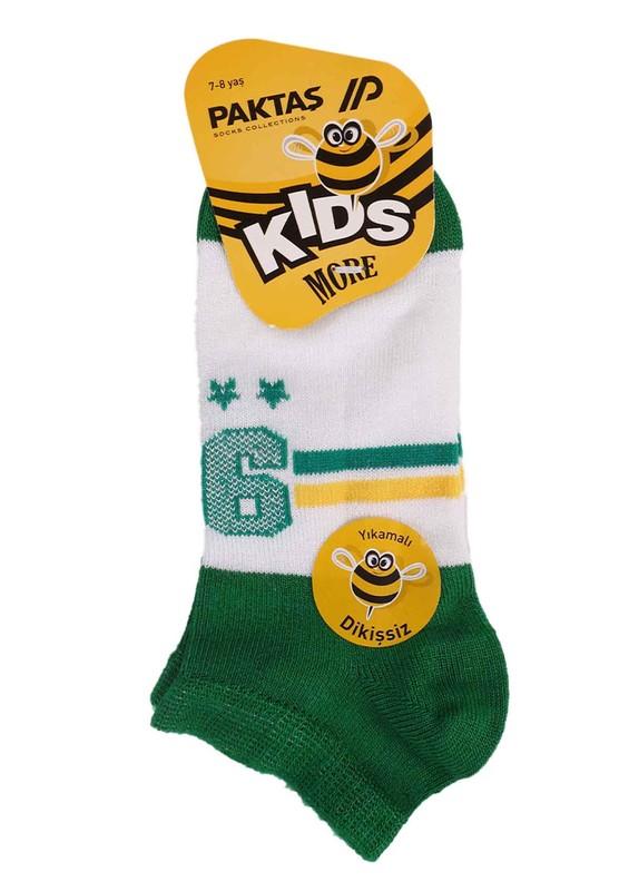 PAKTAŞ - Paktaş Babet Çorap 847 | Yeşil